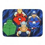 Tapete de Banheiro Soft Touch Vingadores Marvel