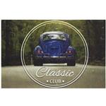 Tapete de Porta 40 X 60cm Creative Classic Club - Jolitex