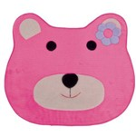 Tapete Infantil Tamanho Big Ursa Pink