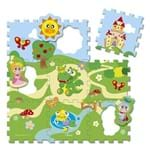 Tapete Puzzle do Castelo
