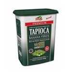 Tapioca Premium de Banana Verde Brazoka 400g
