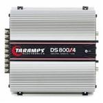 Taramps Ds800x4 / Ds800 Digital 800w Rms 4 Canais - 1 Ohm