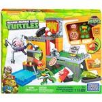 Tartarugas Ninjas Jr. Conjunto Esgoto - Mega Bloks