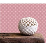 Tecido Adesivo Decorativo Pink Retro