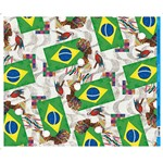 Tecido Decoupage 40x47cm Brasil Tl-015 - Litoarte