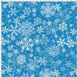 Tecido Estampado para Patchwork - 29570 Frozen Azul Cor 01 (0,50X1,40)