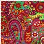 Tecido Estampado para Patchwork - Arte em Cores Cashmere Blitz (0,50x1,40)