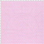Tecido Estampado para Patchwork - BC016 Olhos Rosa Cor 01 (0,50x1,40)