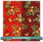Tecido Estampado para Patchwork Bia Moreira - Bolotinhas 04 (0,50x1,40)