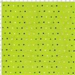 Tecido Estampado para Patchwork - Col. Poás Col. Fundo Verde Cor 01 LU025 (0,50x1,40)