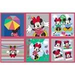 Tecido Estampado para Patchwork - Coleção Disney Painel Digital Minnie Funny (1,50x1,00)