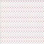 Tecido Estampado para Patchwork - Coleção Irmãos Coruja Multi Poá Rosa (0,50x1,40)