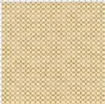 Tecido Estampado para Patchwork - Coleção Mini Elementos Coroa Doce de Leite (0,50x1,40)