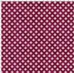 Tecido Estampado para Patchwork - Coleção Mini Elementos Lótus Grená (0,50x1,40)