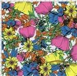Tecido Estampado para Patchwork - Coleção Neon Florescence Cor 01 (0,50x1,40)