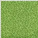 Tecido Estampado para Patchwork - Coleção Portas Folhas Verdes (0,50x1,40)
