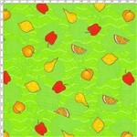 Tecido Estampado para Patchwork - DB036 Fruit Salad Cor 01 (0,50x1,40)