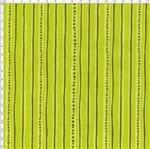 Tecido Estampado para Patchwork - DB122 Fall Fun Stripe Green C03 (0,50x1,40)