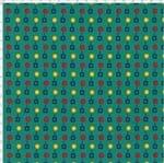 Tecido Estampado para Patchwork - Espaço Cor 1876 (0,50x1,40)