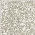 Tecido Estampado para Patchwork - Fantasia Airton Spengler: Relevo Bege Médio (0,50x1,40)