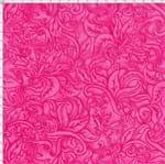 Tecido Estampado para Patchwork - Fantasia Airton Spengler: Relevo Pink (0,50x1,40)