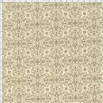 Tecido Estampado para Patchwork - Fantasia Creme T04402 (0,50x1,40)
