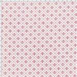 Tecido Estampado para Patchwork - Flor de Lis Miuda Fundo Bege Cor 05 (0,50x1,40)
