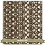 Tecido Estampado para Patchwork - Floral Nobre Renda (0,50x1,10)