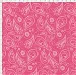 Tecido Estampado para Patchwork - Luminous By Carol Viana: Pink Shadow (0,50x1,40)