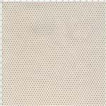 Tecido Estampado para Patchwork - Micro Poá Areia/Marinho T03706 (0,50x1,40)
