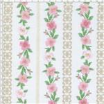 Tecido Estampado para Patchwork - Mirella Floral Miudo Renda Bege 03 (0,50x1,40)
