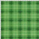 Tecido Estampado para Patchwork - Natal Xadrez Médio Verde C01 (0,50x1,40)