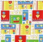 Tecido Estampado para Patchwork - Patch Children Cor 03 (0,50x1,40)
