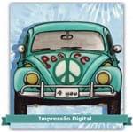 Tecido Estampado para Patchwork - Peaces & Fuscas 332429 Cor 0120 (0,50X1,40)