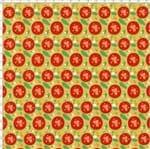 Tecido Estampado para Patchwork - Pizza Cor 1684 (0,50x1,40)