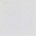 Tecido Estampado para Patchwork - Poá Cinza Claro com Branco (0,50X1,40)