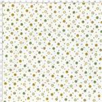 Tecido Estampado para Patchwork - Poá Colorido Verde Claro Cor 04 51095 (0,50x1,40)