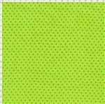 Tecido Estampado para Patchwork - Poá Verde com Pink Cor 28 (0,50x1,40)