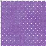 Tecido Estampado para Patchwork - Poeirinha com Poá Cor 2121 Lavanda (0,50x1,40)