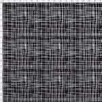 Tecido Estampado para Patchwork - Roda de Cores Abstrato Fundo Preto (0,50x1,40)