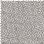 Tecido Estampado para Patchwork - Roda de Cores Cashmere Fundo Cinza (0,50x1,40)