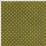 Tecido Estampado para Patchwork - Sunbonnet Poá Tom Tom Verde (0,50x1,40)