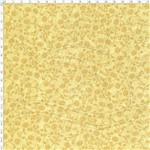 Tecido Estampado para Patchwork - Text. Rosas/Arabesco Bege Cor 01 49001 (0,50x1,40)