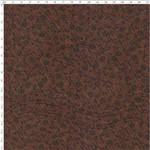 Tecido Estampado para Patchwork - Text. Rosas/Arabesco M. Escuro Cor 09 49001 (0,50x1,40)