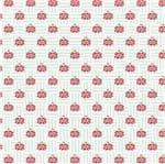 Tecido Estampado para Patchwork - Vanessa Guimarães Coleção London - Elizabeth (0,50x1,40)