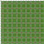 Tecido Estampado para Patchwork - Xadrez Natal Cor 1842 (0,50x1,40)