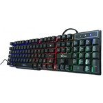 Teclado Gamer Colorful Backlight Feir - FR-541