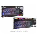Teclado Gamer Spartacus Semi Mecanico USB Kb-a328 K-mex