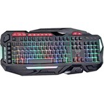 Teclado Gamer Xfire Bifrost Usb Multicolor