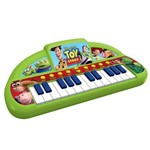 Teclado Musical Infantil Toy Story Toyng